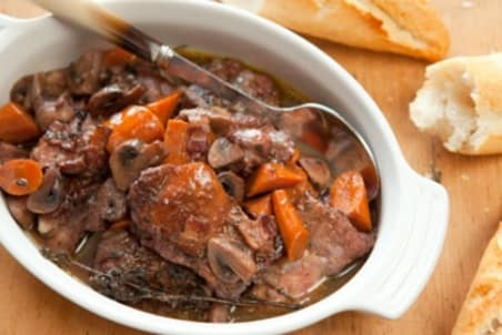 Simple Slow Cooker Coq Au Vin Whole Foods Market