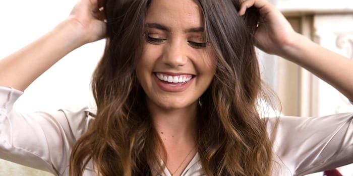 How To Get The Messy Hair Look Hairstyle Tips Garnier
