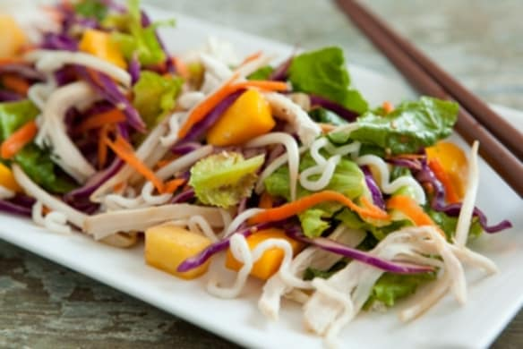 Firecracker Chicken Salad With Pineapple And Mango Whole Foods Market