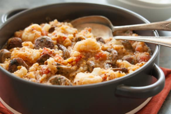 Red Lentils With Cauliflower And Chicken Sausage Whole Foods Market