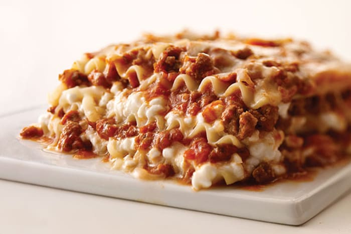 Pleasing Better Than Ever Cheesy Meat Lasagna My Food And Family Home Interior And Landscaping Mentranervesignezvosmurscom