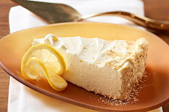 Fabulous Low Fat Lemon Souffle Cheesecake My Food And Family Download Free Architecture Designs Scobabritishbridgeorg