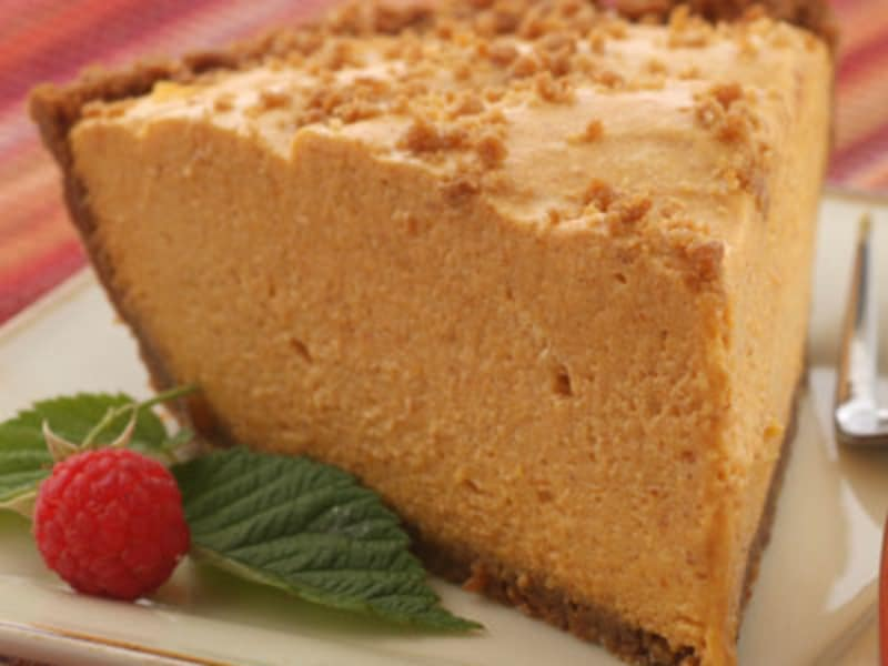Image result for pumpkin chiffon pie