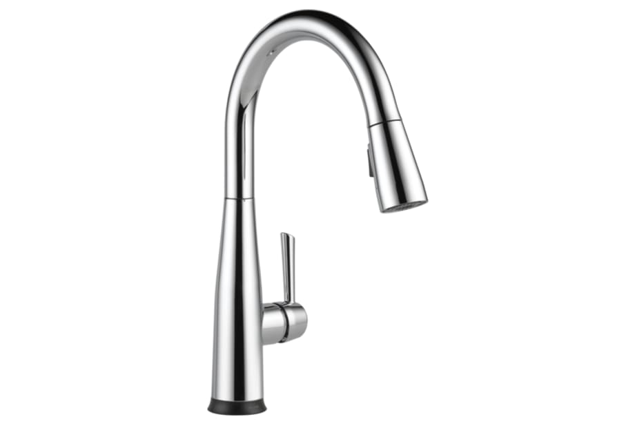 Single Handle Pull-Out Kitchen Faucet 4197-AR-DST | Delta Faucet