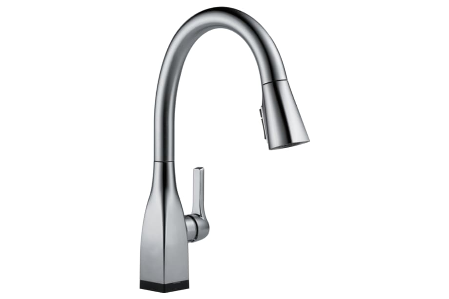 Single Handle Pull-Down Kitchen Faucet with Touch2O® Technology ...