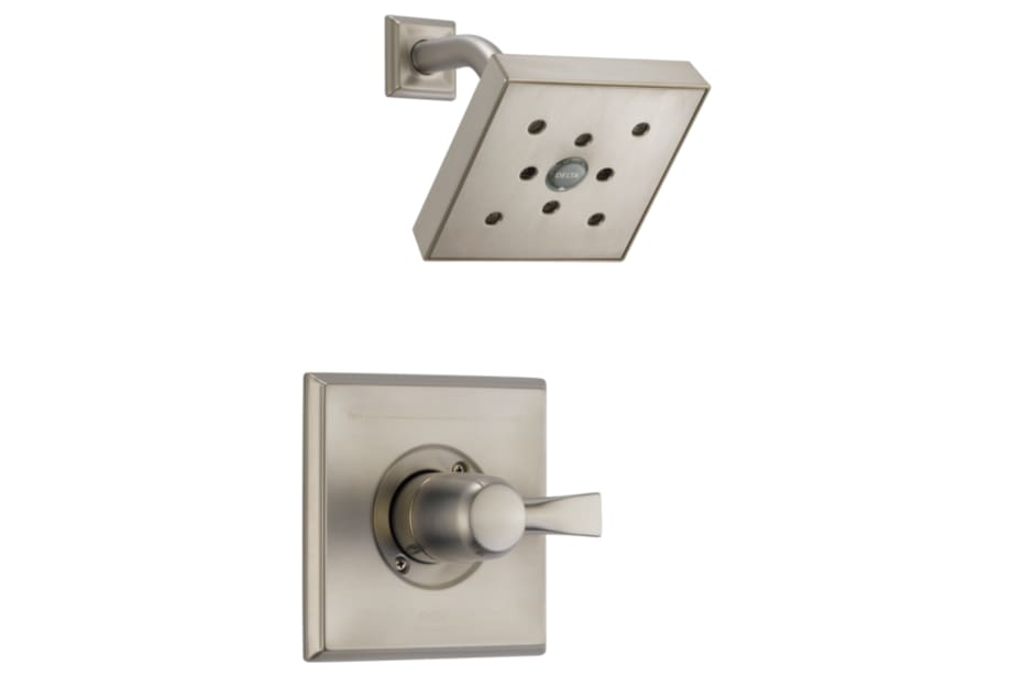 Monitor® 17 Series H2Okinetic® Shower Trim T17255-CZH2O | Delta Faucet