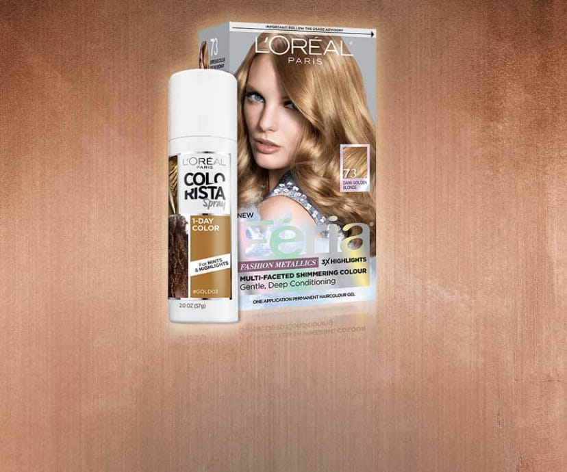 How To Get Rose Gold Hair In 3 Easy Steps Loral Paris