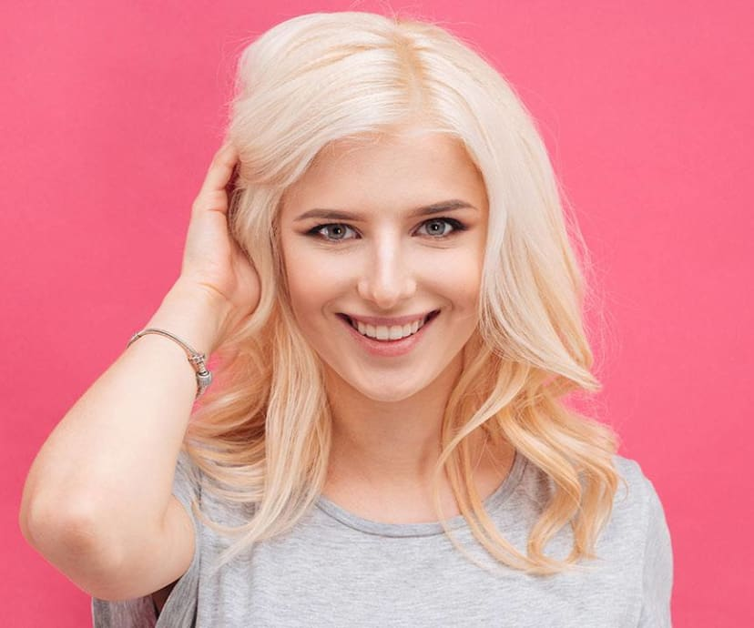 How To Dye Your Hair With Semi Permanent Hair Color Loral Paris
