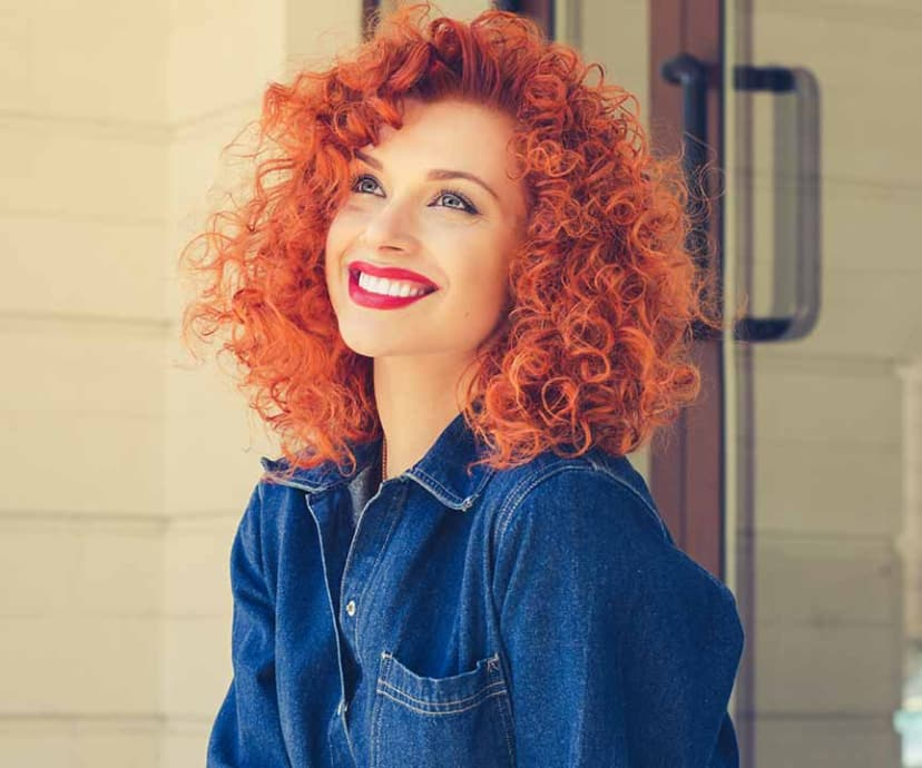 How To Go From Brown Hair To Red Hair Loral Paris