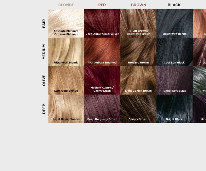 How To Find The Best Shade of Brown Hair For You - L\'Oréal Paris