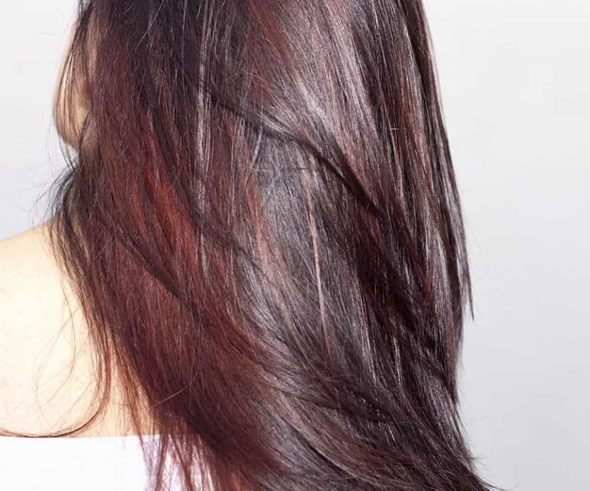 How To Get Black Cherry Hair L Oreal Paris
