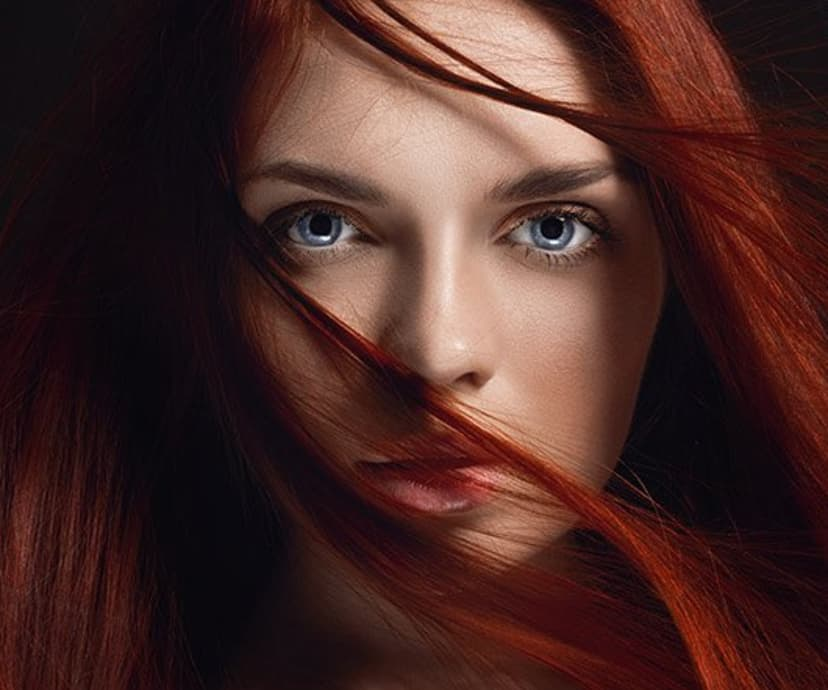 How To Get A Bold Red Hair Color Loral Paris