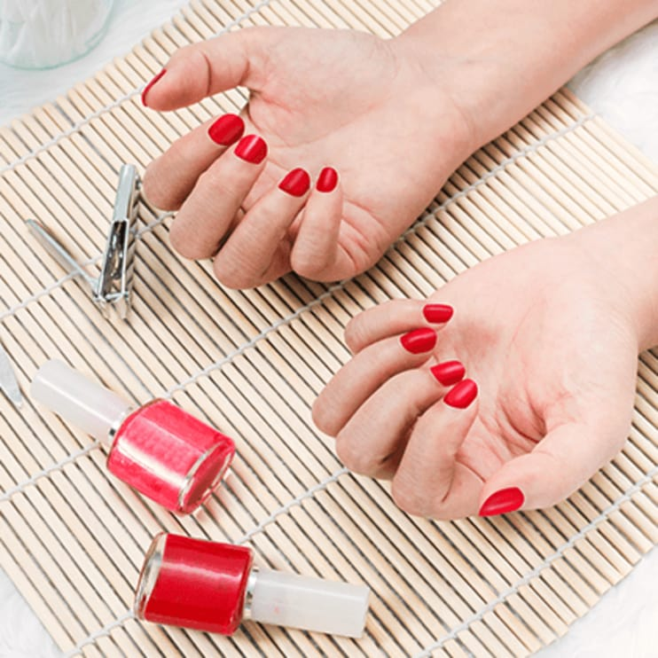 How Often Should I Get a Manicure & Pedicure?