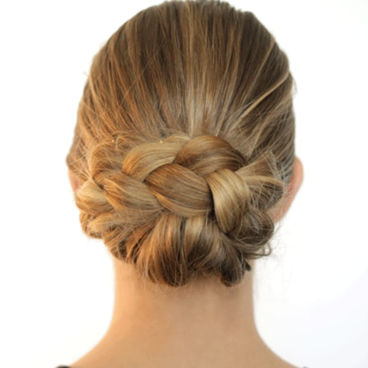 Chignon Hairstyle Long Hair Hairstyles