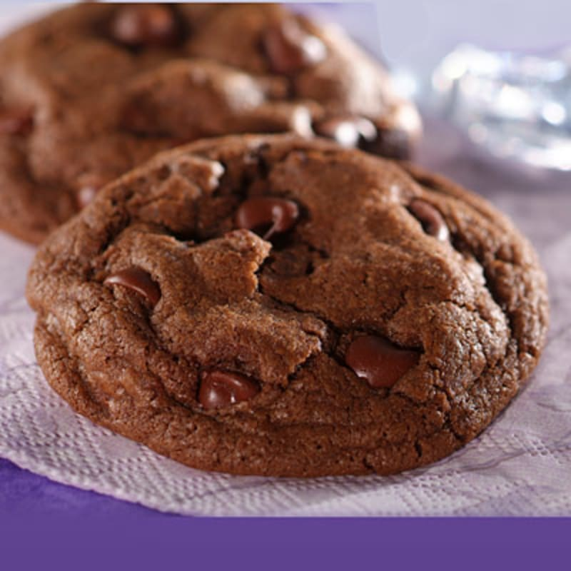 Double-Chocolate Dream Cookies| NESTLÉ® Very Best Baking