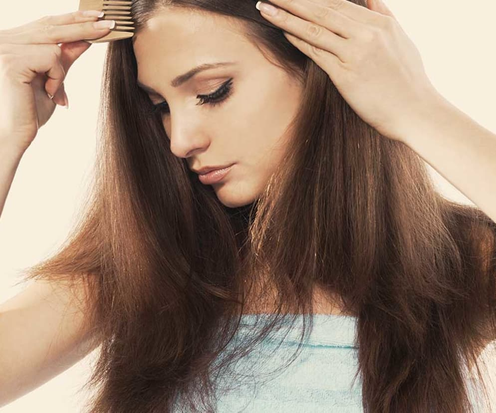 How To Make Thick Hair Look Thinner L Oreal Paris