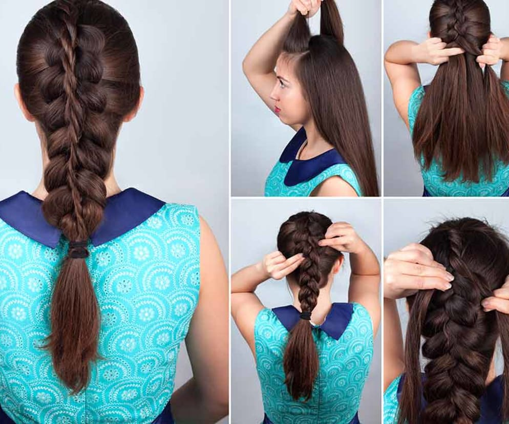 Try Easy Hairstyles Using Step By Step Hair Tutorials By Loral Paris
