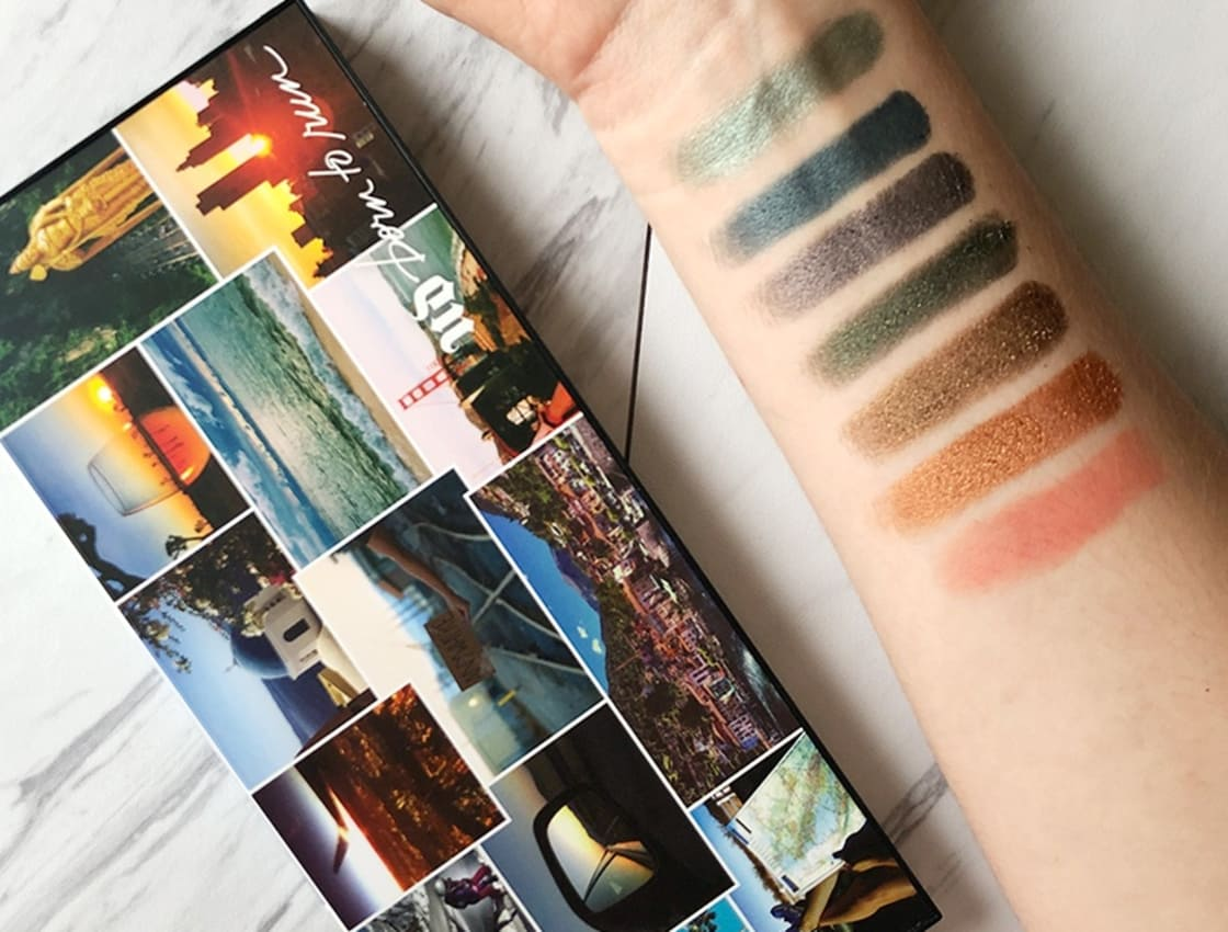Born To Run Eyeshadow Palette by Urban Decay #3