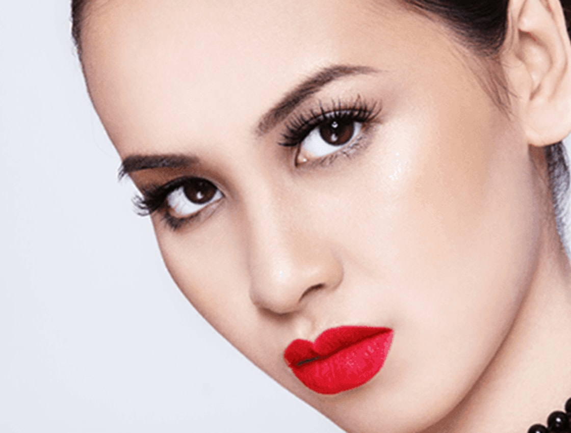 tricks for mastering the daytime red lip makeup com