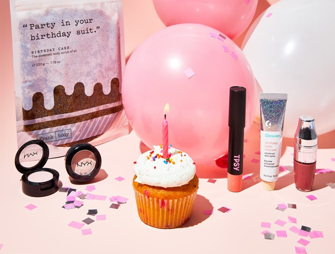The Best Birthday Beauty Products