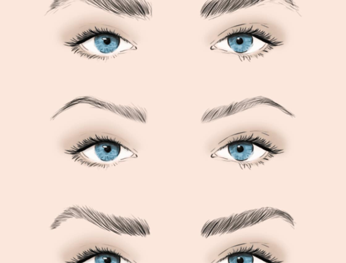 How To Groom Your Natural Brows Without Eyebrow Makeup