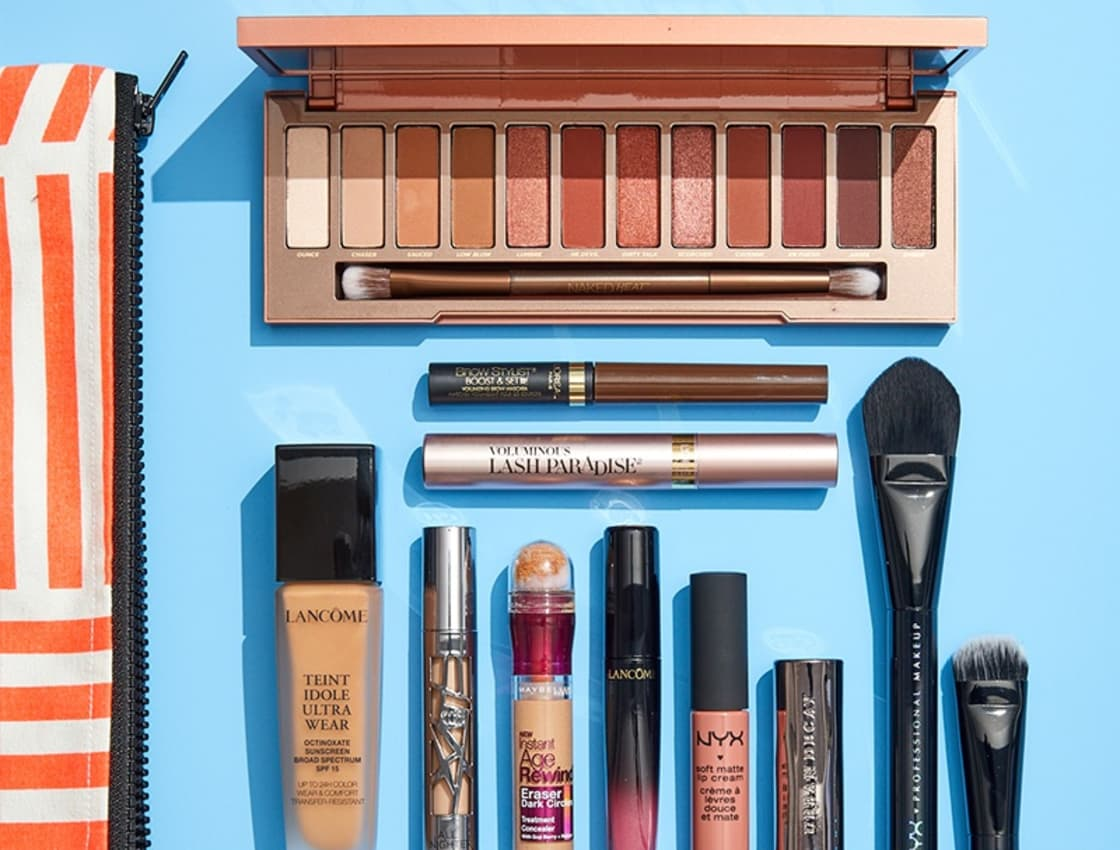 f65e5d86afe Here's Every Product You Need to Build Your First Makeup Kit ...
