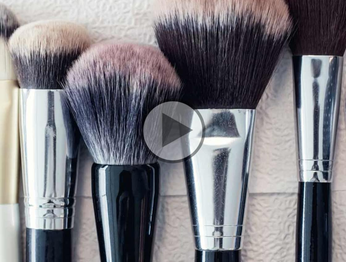 The Ultimate Guide To Cleaning Every Makeup Tool In Your Kit