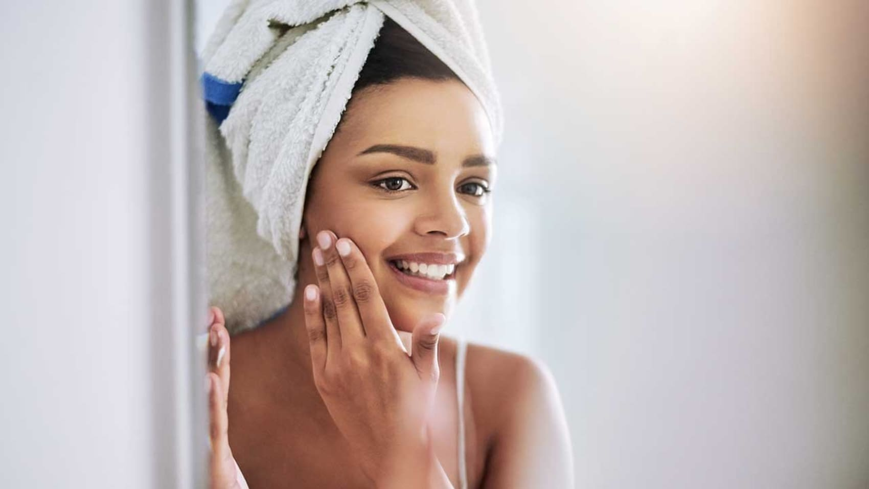 Home facial simply mix not simple