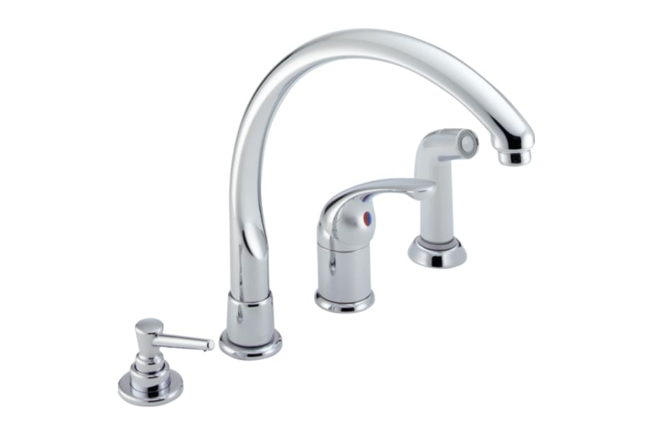 Replacing Cartridge On Price Pfister Kitchen Faucet Side Handle