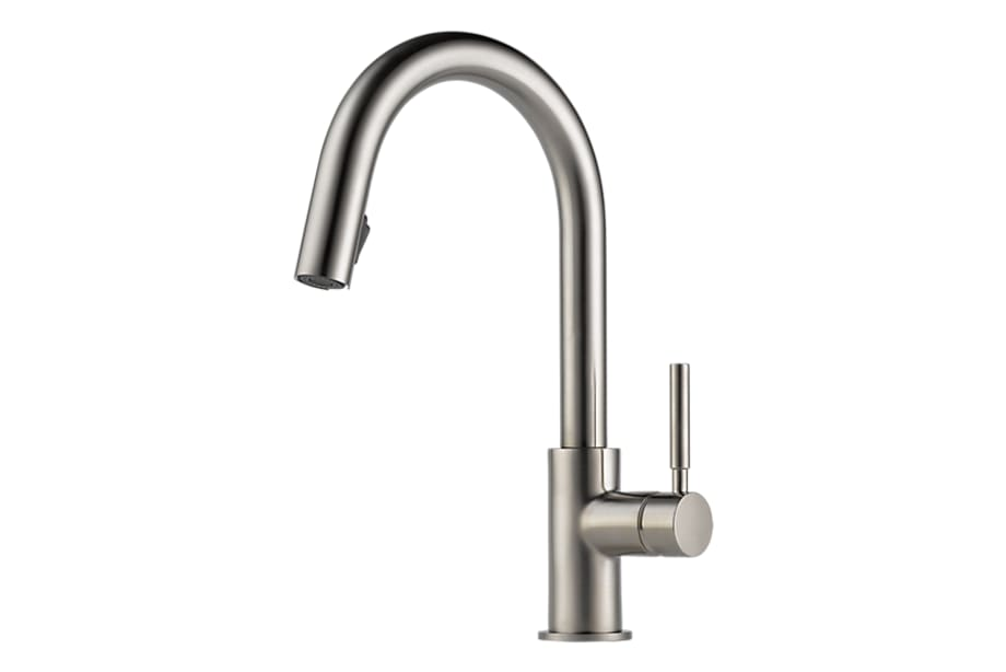 9197-DST - Single Handle Pull-Down Kitchen Faucet