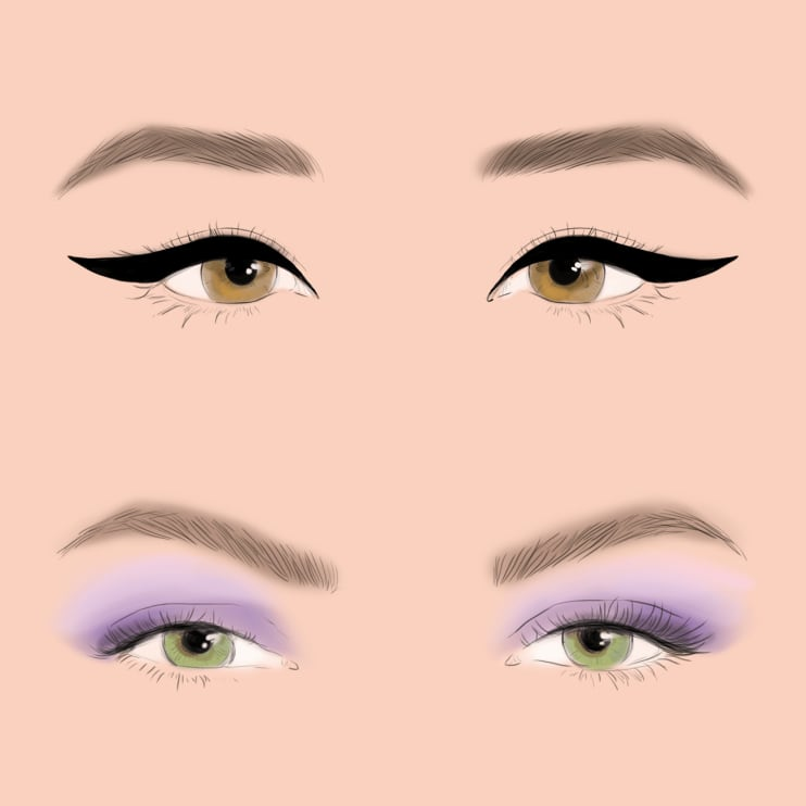How to contour your eyes for your eye shape l makeup eyes ccuart Gallery