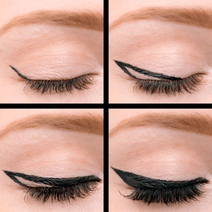 How To Apply a Cat Eye for Your Eye Shape   Makeup.com