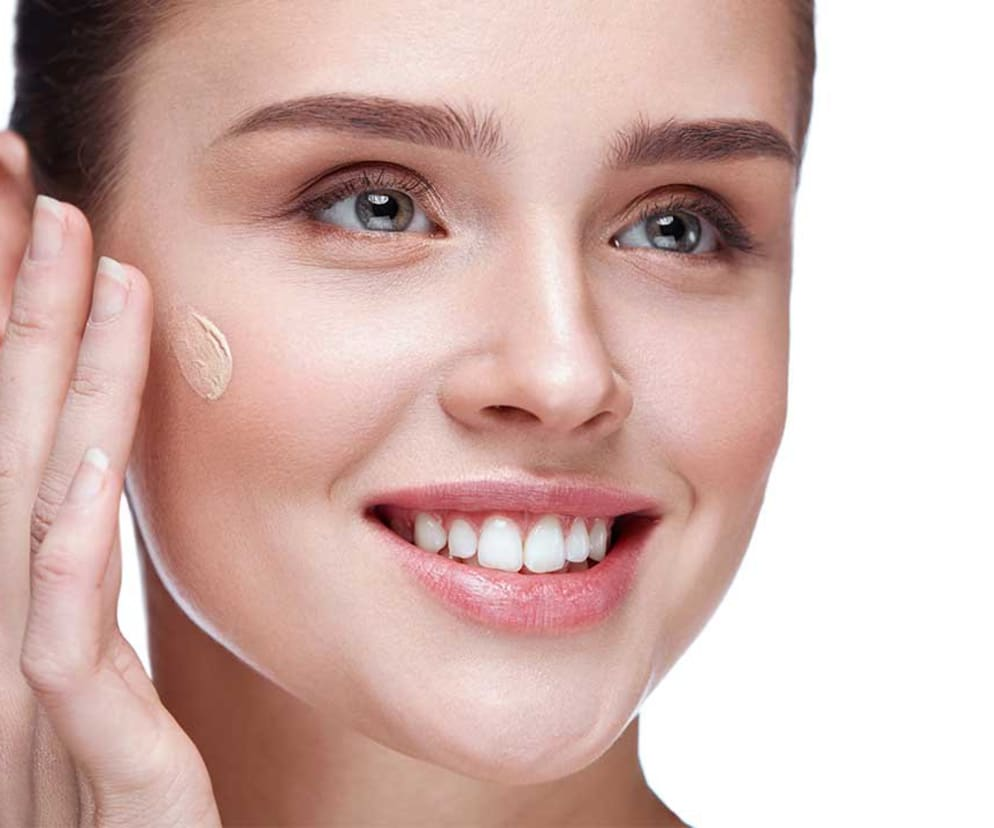 5 Places On Your Face To Apply Concealer Face Makeup