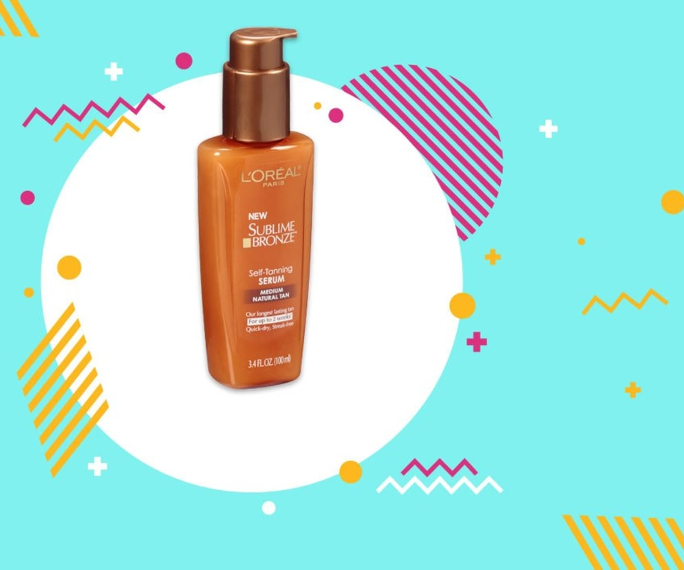 How To Use A Selftanning Serum For Pretty Golden Color
